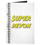 Super devon Journal