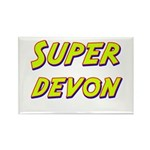 Super devon Rectangle Magnet (10 pack)