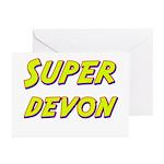 Super devon Greeting Cards (Pk of 10)