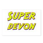 Super devon Postcards (Package of 8)