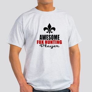 Awesome Fox Hunting Player Designs Light T-Shirt