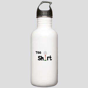 Golf Tee Shirt Funny G Stainless Water Bottle 1.0L