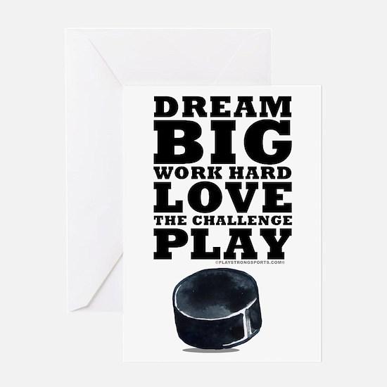Dream Big Birthday #1414 Greeting Card