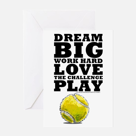 Dream Big Birthday #1411 Greeting Card