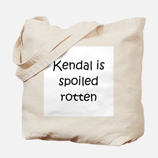 Cute Kendal Tote Bag