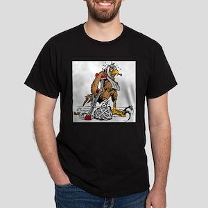 Rehab Hawk Dark T-Shirt