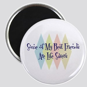 Life Savers Friends Magnet