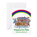 Prayers For Pets Note Cards (Pk of 10)
