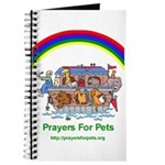 Prayers For Pets Journal