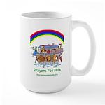 Prayers For Pets Large Mug