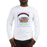 Prayers For Pets Long Sleeve T-Shirt