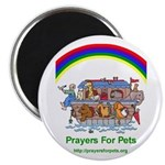 """Prayers For Pets 2.25"""" Magnet (10 pack)"""