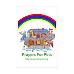Prayers For Pets Mini Poster Print