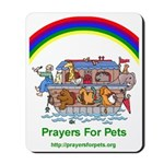 Prayers For Pets Mousepad