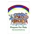 Prayers For Pets Postcards (Package of 8)