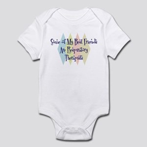 Respiratory Therapists Friends Infant Bodysuit