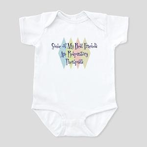 Respiratory Therapists Friends Infant Bodysuit