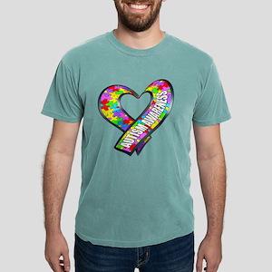 Puzzle Ribbon Hear T-Shirt