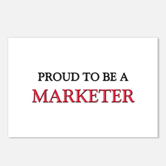 Proud to be a Marketer Postcards (Package of 8)