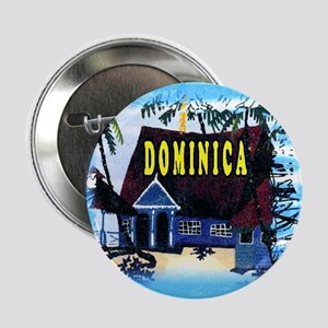 "Dominica 2.25"" Button"