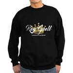 Ray Guell Black Sweatshirt