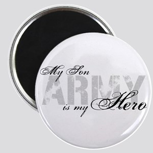 Son is my Hero ARMY Magnet