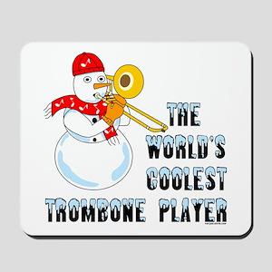 Coolest Trombone Mousepad