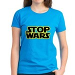 Stop Wars : Women's Dark T-Shirt