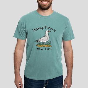 Hamptons NY Seagull T-Shirt
