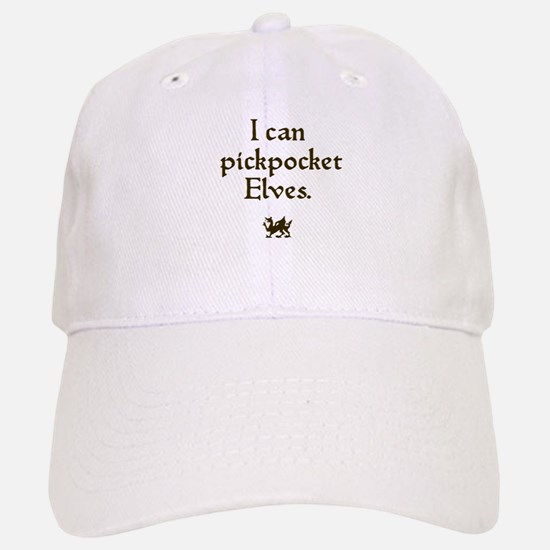 pickpocket elves Baseball Baseball Cap