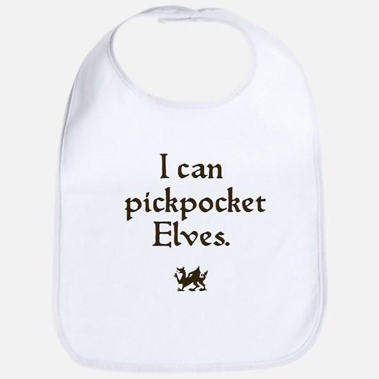pickpocket elves Bib