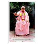 Srila Govinda Maharaj Large Poster