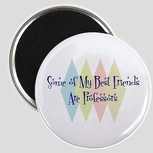 Professors Friends Magnet