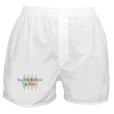 Printers Friends Boxer Shorts