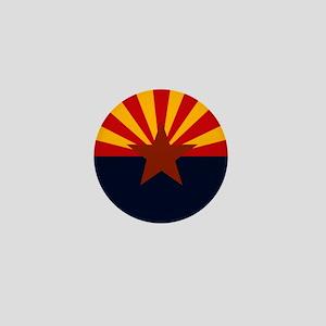 Arizona Flag Mini Button