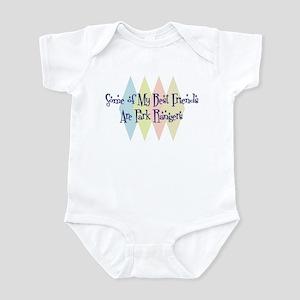 Park Rangers Friends Infant Bodysuit