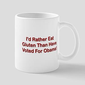 I'd Rather Eat Gluten Mug
