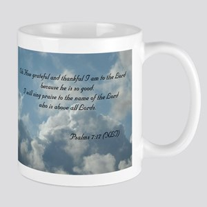 Psalms 7 Mug