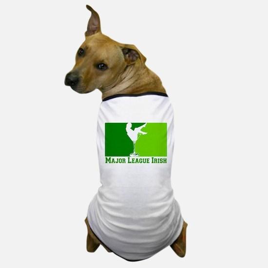 Major League Irish Dog T-Shirt