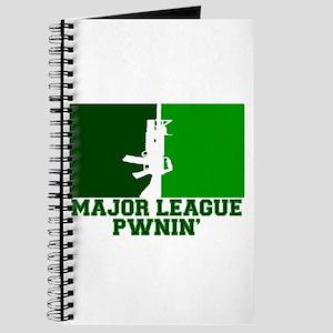 Major League Pwnin' Journal