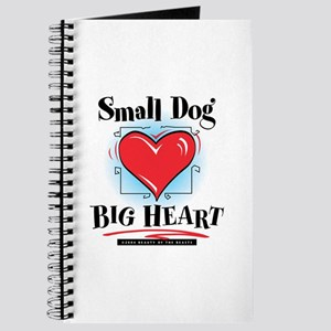 Small Dog Big Heart Journal