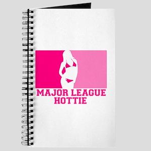 Major League Hottie Journal
