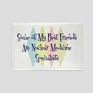 Nuclear Medicine Specialists Friends Rectangle Mag