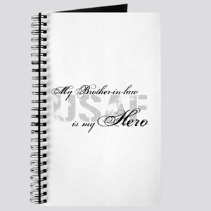 Brother-in-law is My Hero USAF Journal