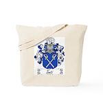 Tonti Family Crest Tote Bag