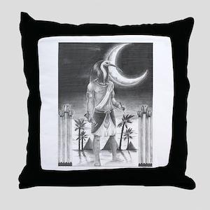 Thoth Throw Pillow