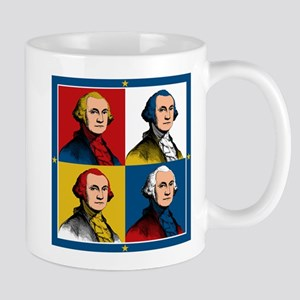 Washington Warhol Mugs