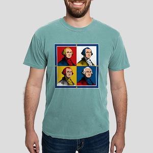 Washington Warhol Mens Comfort Colors Shirt