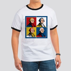 Washington Warhol T-Shirt