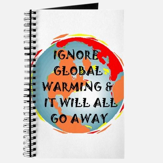 GLOBAL WARMING WARNING Journal